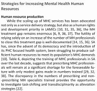 South Africa's rural mental health human resource crisis: a situation analysis and call for innovative task-shifting