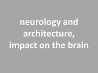 Interactions between neurology and architecture – creating the built environment and its impact on the brain