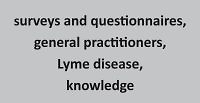 Survey of Lyme disease management in primary care in Poland