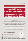 KARDIOCHIRURGIA I TORAKOCHIRURGIA POLSKA
