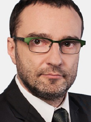 Marcin Czech, President of ISPOR, Poland