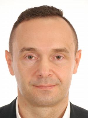 Dariusz Pater, prof. uczelni