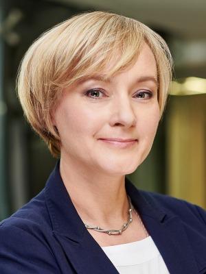 Joanna Kostka, prof. uczelni